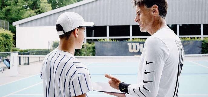 Header becoming coach