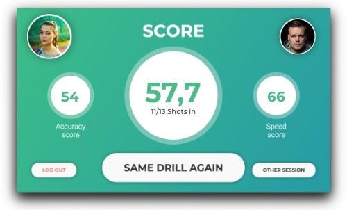 score-screen